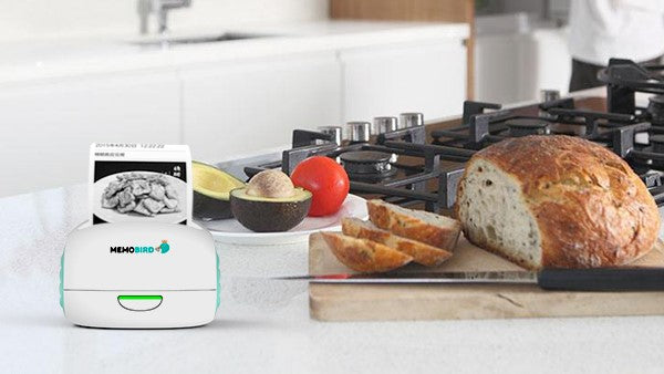 no-messy-cook-with-memobird-thermal-printer