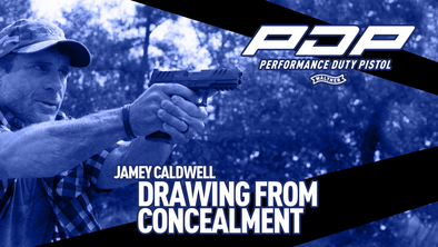 Drawing From Concealment w/Jamey Caldwell