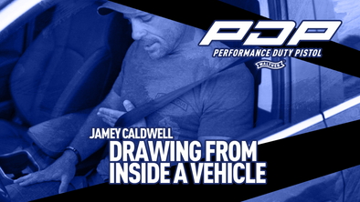 Drawing from a Vehicle with Jamey Caldwell of 1 Minute Out