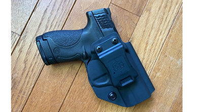 Review: C&G Holsters Covert Kydex IWB From Shooting Illustrated