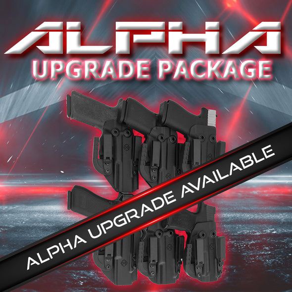 Alpha Upgrade