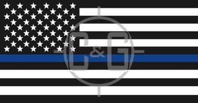 C&G & Law Enforcement Honor Flag