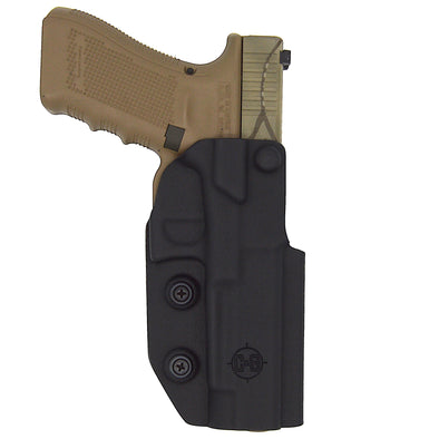 C&G Holsters IDPA Competition Holster that is IDPA, USPSA & 3-GUN legal for Glock 34 cerakoted by Pittsburgh Cerakote Company