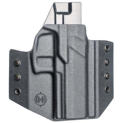 C&G Holsters OWB Outside the waistband Holster for the HK P30