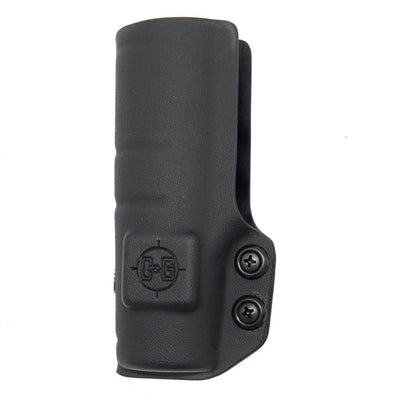C&G Holsters front view of SK9 OWB E-Collar Remote holder
