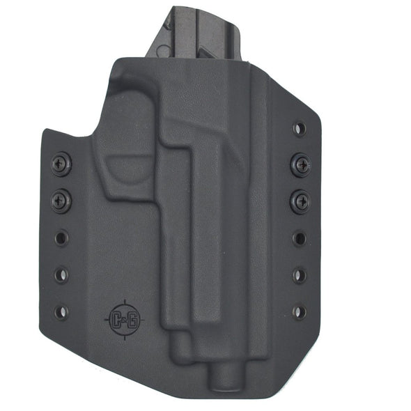 C&G Holsters OWB Outside the waistband Holster for the Beretta M9A1 M9A3 and Vertec