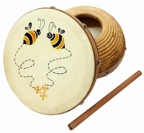 Bee Hive Junior Drum - Jamtown World Instruments