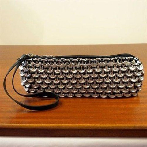 Reclaim Allure - Poptop Clutch Handmade and Fair Trade