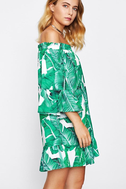 Palm Springs Inspired Sun Dress | Cheeky Cactus