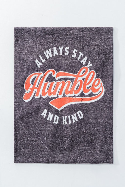 Always Stay Humble and Kind Knit T-Shirt | Cheeky Cactus