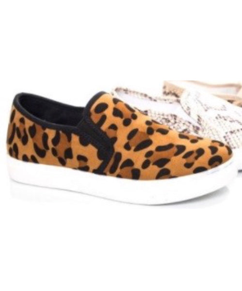 Leopard Sneaker | Cheeky Cactus