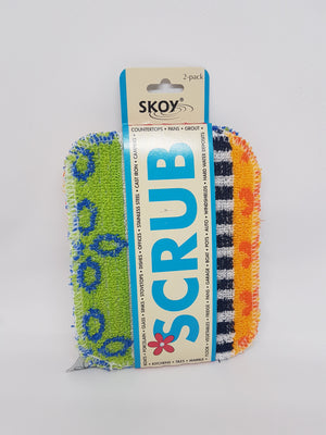 Skoy Scrub Cloth - Pack of 2