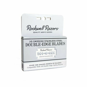 Rockwell Replacement Double Edge Razor Blades