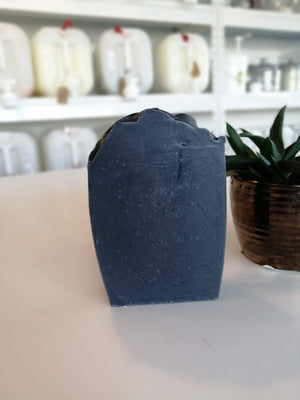 Charcoal Peppermint Soap Bar