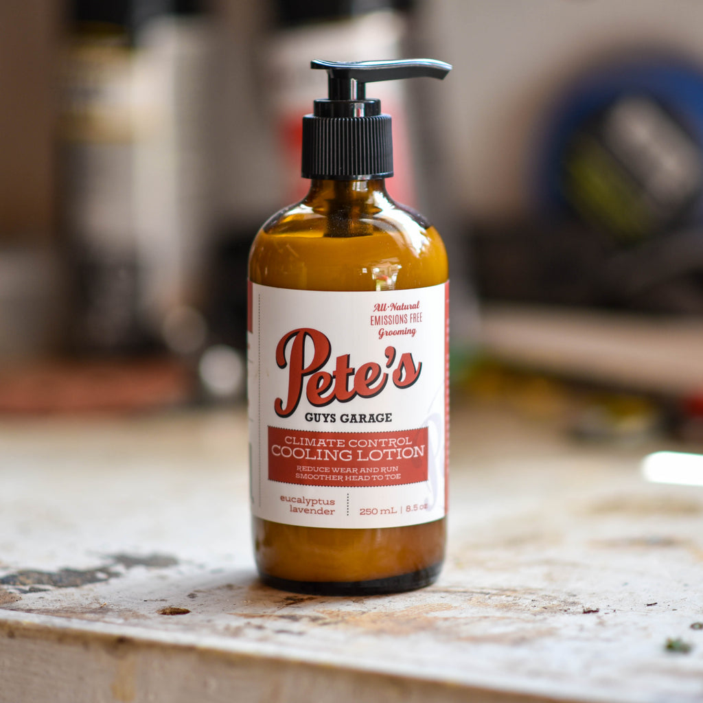 Pete's Climate Control Cooling Lotion