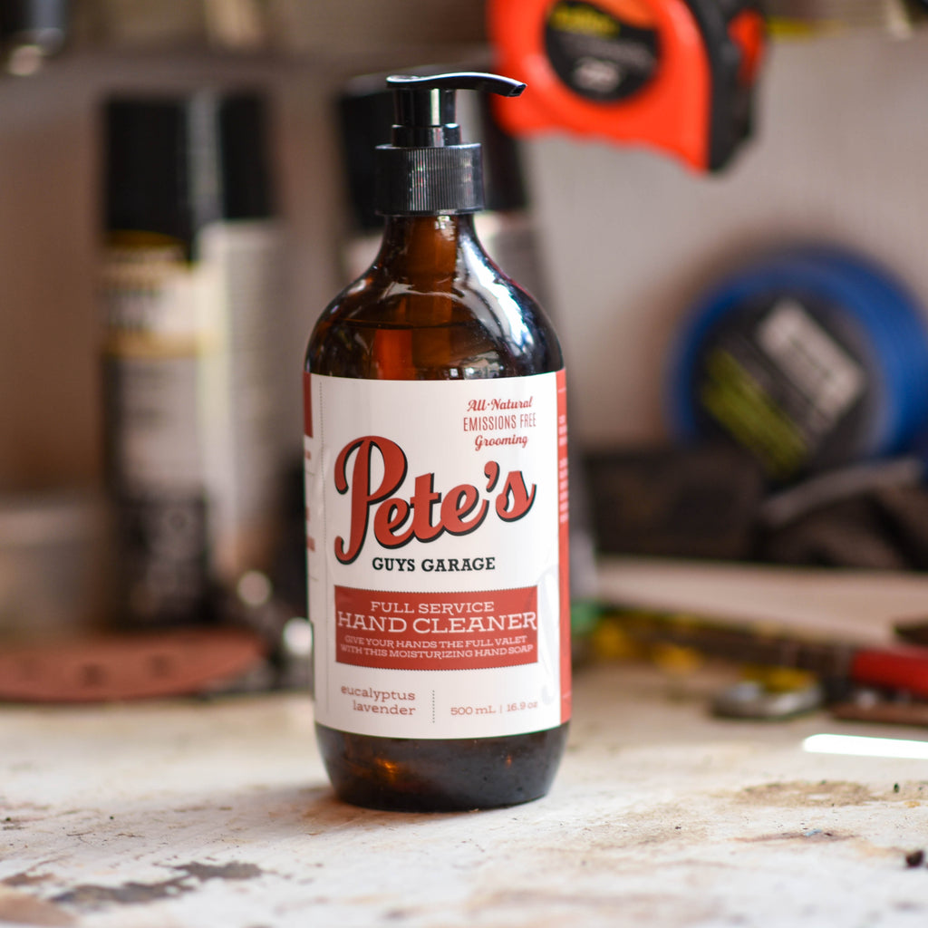 Pete's Full Service Hand Cleaner