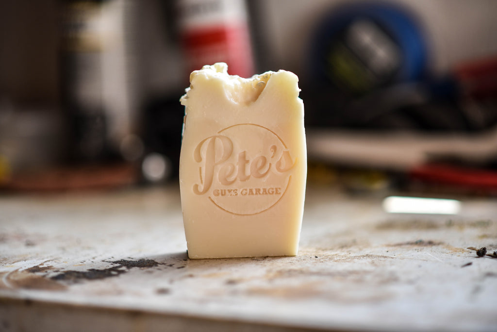 Pete's Beer Soap