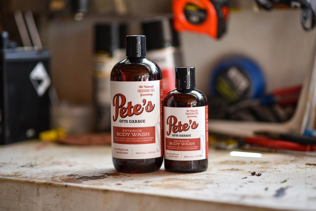 Pete's Exterior Body Wash