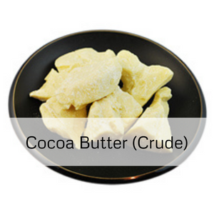 Cocoa Butter (Crude)