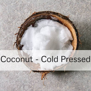 Coconut Oil (Cold Pressed)