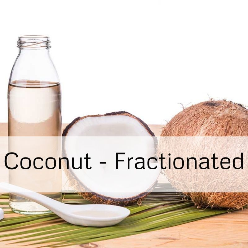 MCT Oil (Coconut - Fractionated)