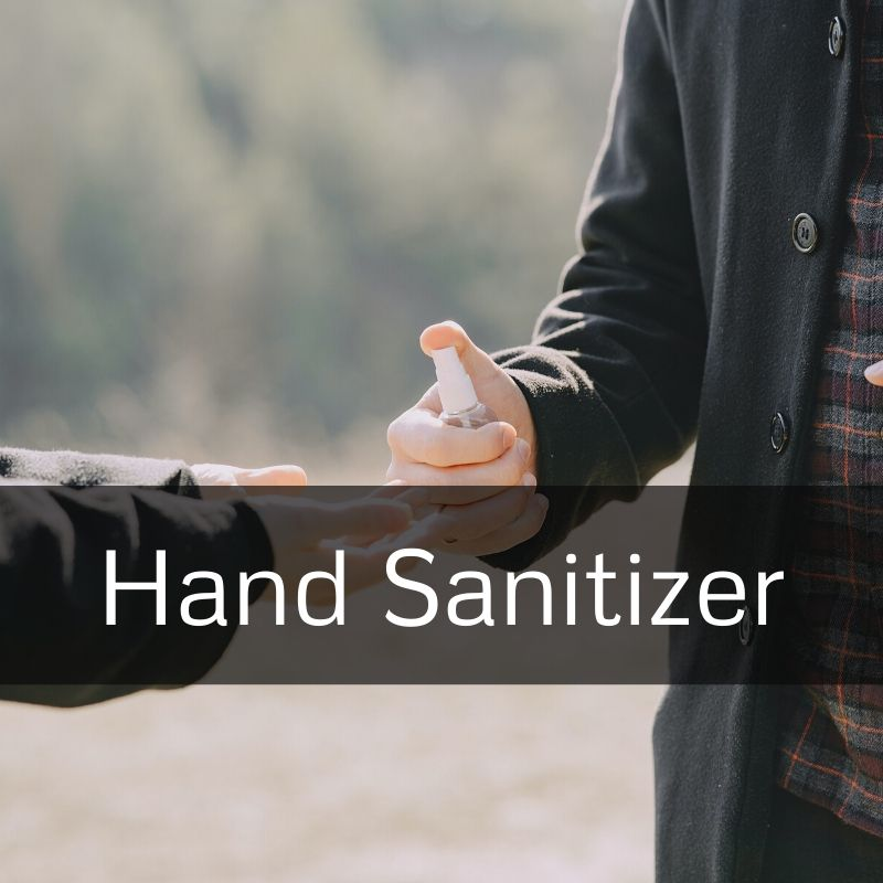 Hand Sanitizer - Unscented