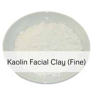 Kaolin Clay (Fine)