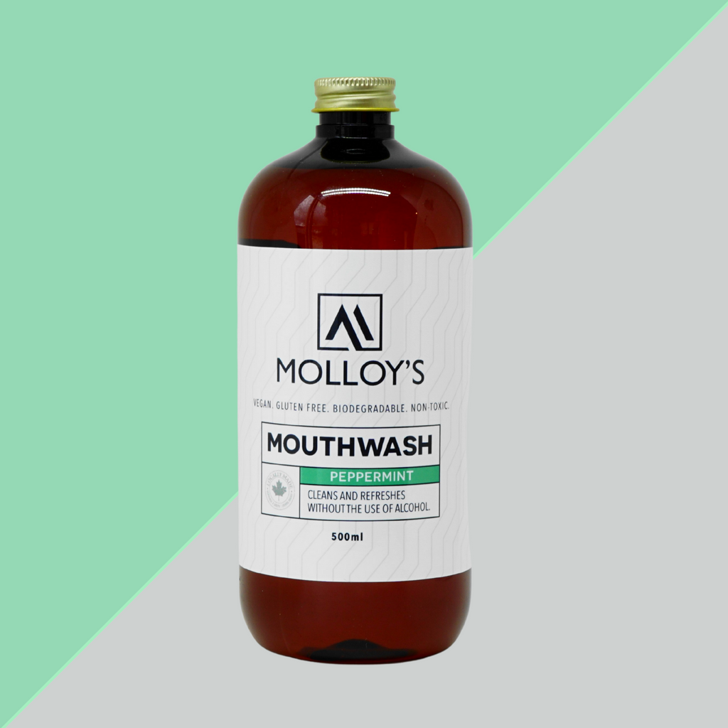 Peppermint Mouthwash