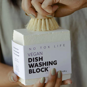 No-Tox Dish Washing Block