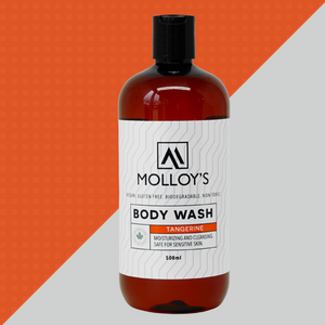 Body Wash: Tangerine