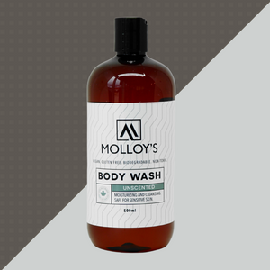 Body Wash: Unscented