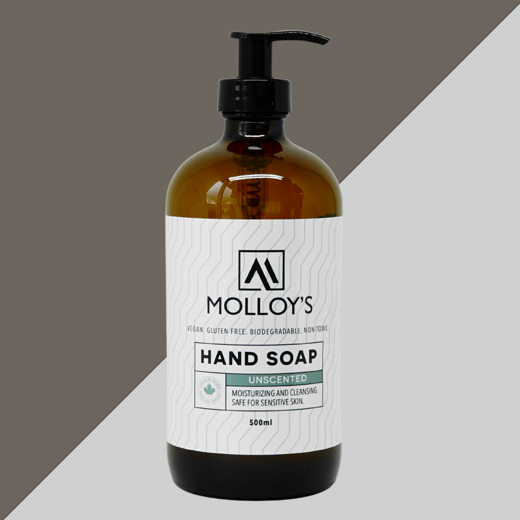 Hand Soap: Unscented
