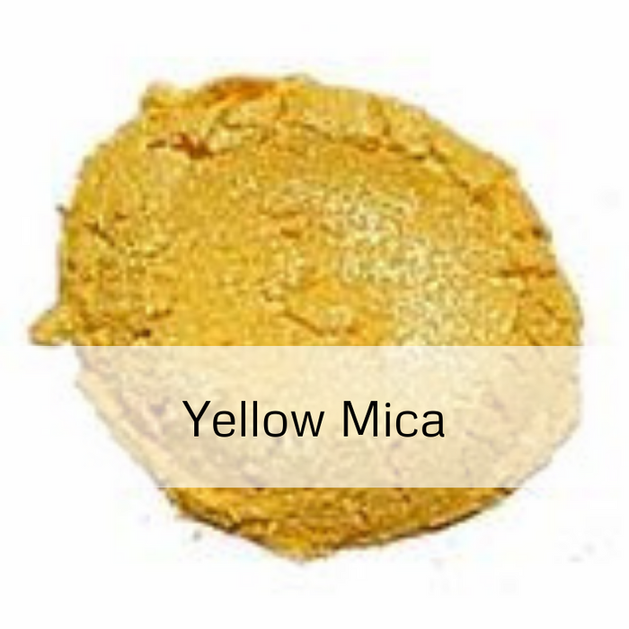 Yellow Mica