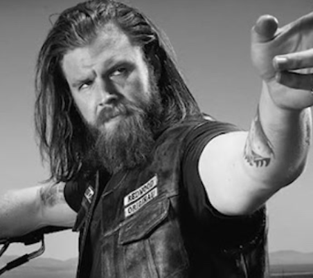 SONS OF ANARCHY: OPIE WINSTON