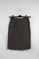 Banana Republic Grey Pencil Skirt Size 0