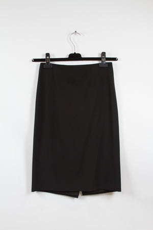 Screenbid Media Company, LLC. - Theory Black Pencil Skirt Size 4