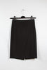 Theory Black Pencil Skirt Size 4