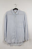Community Light Grey Button Up Medium