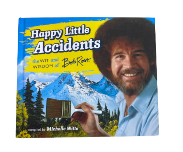 SILICON VALLEY: Pied Piper Bull Pen Happy Little Accidents Book-1