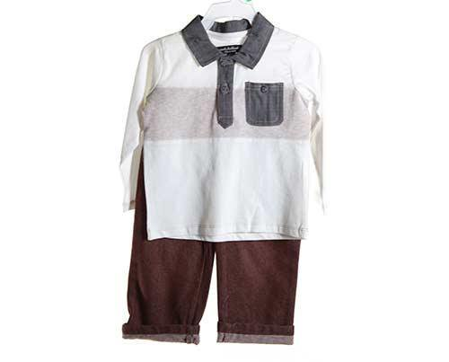 Young Hakeem's Outfit