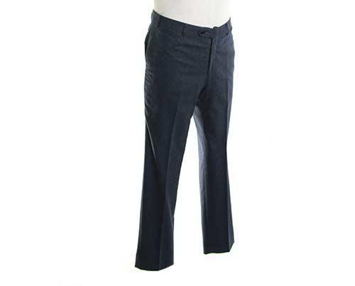 Andre's Blue Trousers