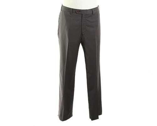 EMPIRE: vVernon's Dark Brown Slacks-1
