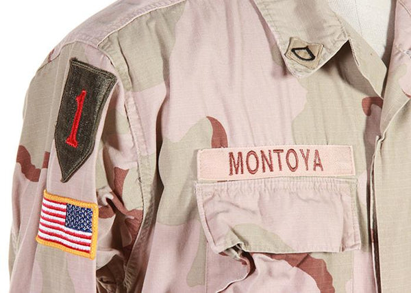 "Billy Lynn's Long Halftime Walk: Mango's ""Private First Class"" Army Combat Uniform-1"