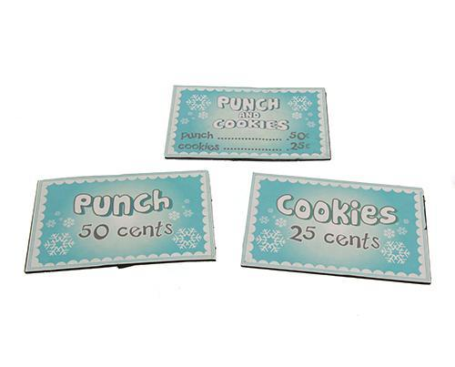 Bucky Larson's Punch, Cookies, Punch & Cookies Signage-1