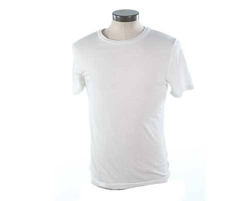 Juice Ortiz' White T-Shirt