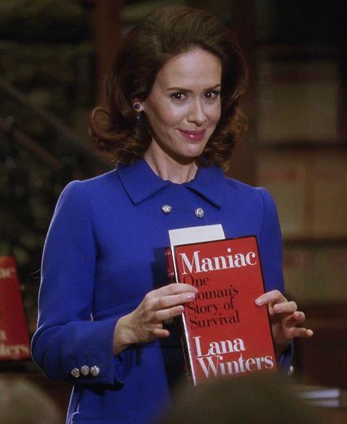 "Screenbid Media Company, LLC. - American Horror Story Asylum: Lana Winter's Novel ""Maniac"""