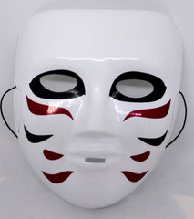 American Horror Story My Roanoke Nightmare PaleyFest: Plastic Kabuki Face Mask