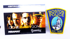 Gone Baby Gone: Boston Police Patch