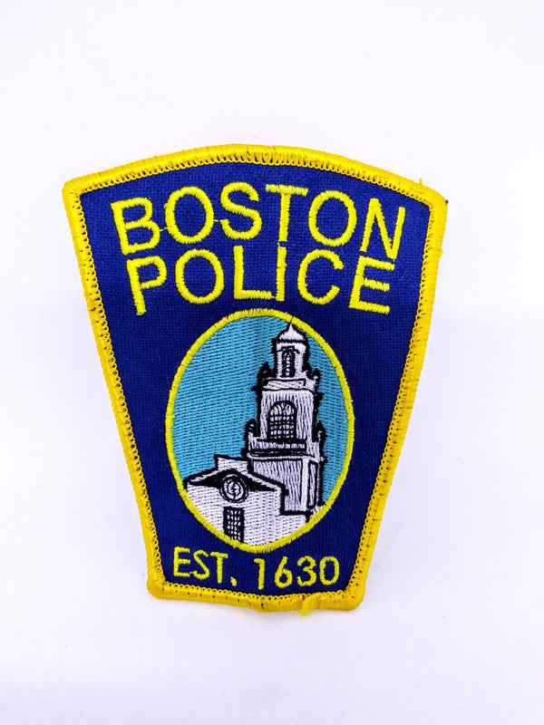 Gone Baby Gone: Boston Police Patch-2