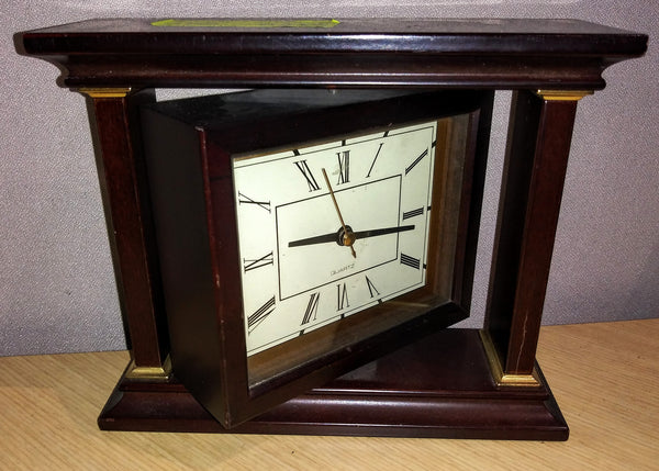 Justified Shelf Clock-2